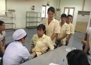 Tổ chức khám tầm soát ung thư cho nữ công nhân lao động