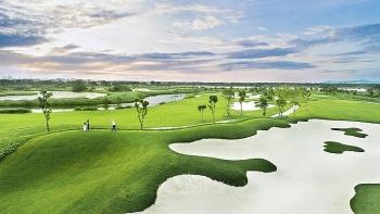 golf thu han quoc hao hung toi tranh tai tai vinpearl golf korea golf festival 2019