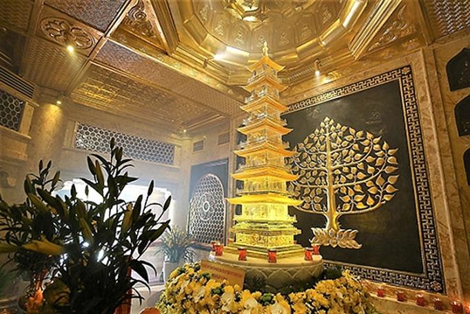 fansipan to chuc dai le cau quoc thai dan an dong hanh cung dai le vesak 2019