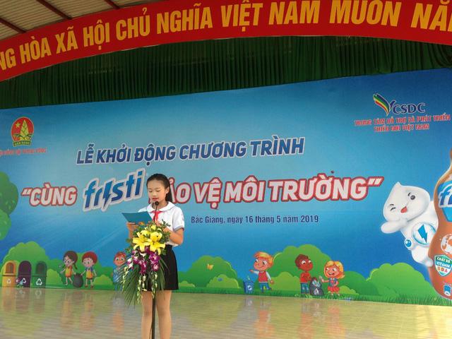 fristi phoi hop cung hoi dong doi trung uong trien khai chuong trinh bao ve moi truong 2019