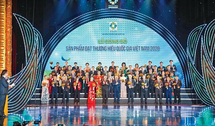 Thương hiệu Quốc gia Việt Nam: Xác lập vị thế mới