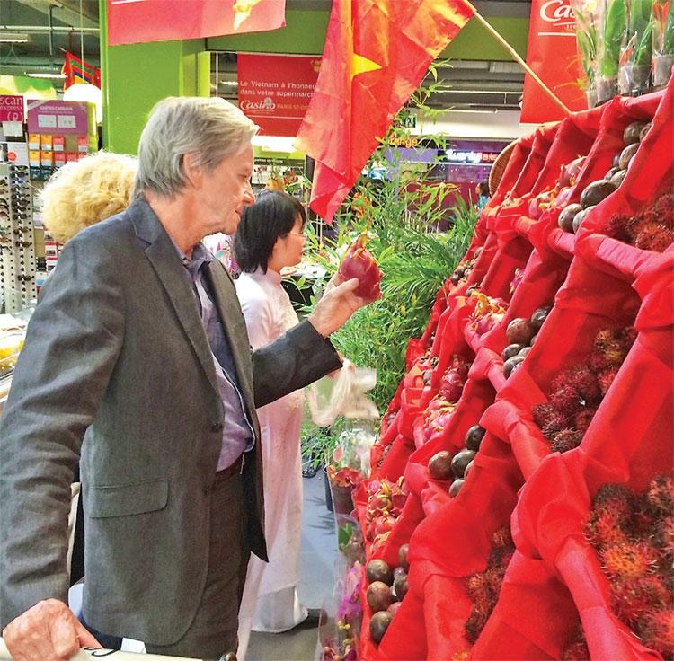 Tham tán thương mại: Cầu nối đưa hàng Việt ra thế giới