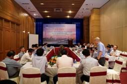 Hội thảo Phương án giãn tần suất bảo dưỡng tổng thể NMLD Dung Quất