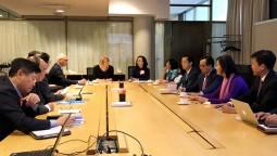 Hà Nội tăng cường hợp tác với các nước thuộc liên minh châu Âu