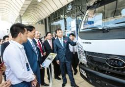 Thị trường ôtô, xe máy công nghiệp hỗ trợ việt Nam tiềm năng lớn