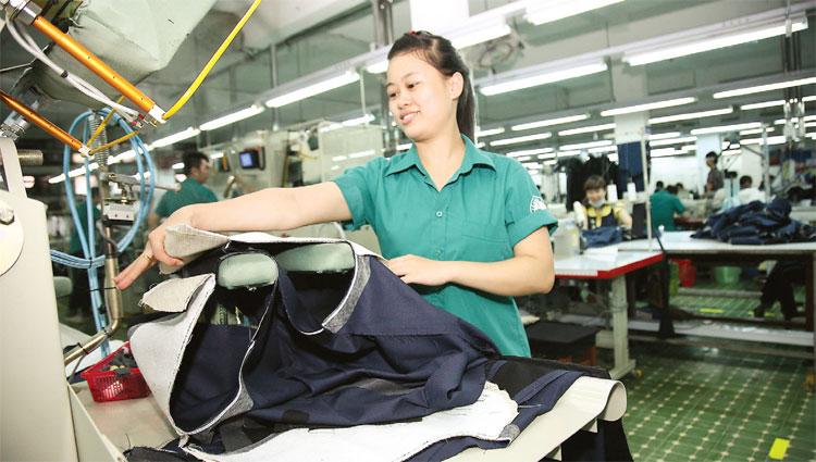 Thanh Hóa: Đẩy mạnh xây dựng cụm, khu công nghiệp hỗ trợ ngành dệt may