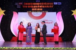 Vinmart & Vinmart + nhận giải thưởng Top 100 sản phẩm – dịch vụ tốt nhất