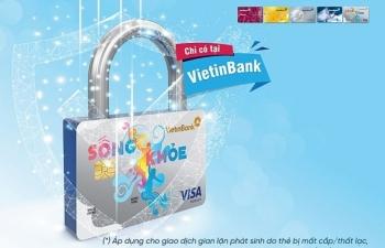 an tam su dung the ghi no cung dich vu bao hiem the vietinbank