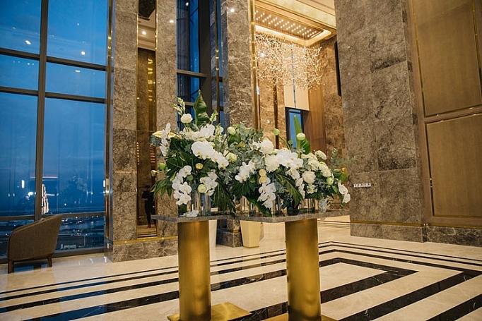 dau bep lung danh david rocco chu tri da tiec giao luu van hoa viet y tai vinpearl luxury landmark 81