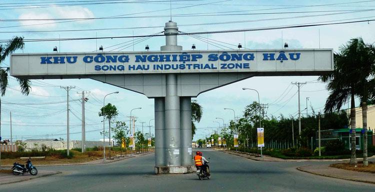 Khu, cụm công nghiệp vùng Đồng bằng sông Cửu Long- Hoàn thiện hạ tầng để hút đầu tư