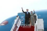 Chủ tịch nước thăm chính thức Brunei