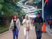 Phân luồng giao thông phục vụ không gian đi bộ hồ Hoàn Kiếm
