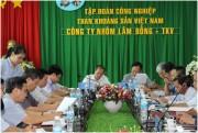 Kiểm tra Dự án Tổ hợp Bauxit – Nhôm Lâm Đồng
