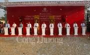 Thủ tướng dự lễ khởi công tòa tháp cao nhất vùng duyên hải Bắc bộ