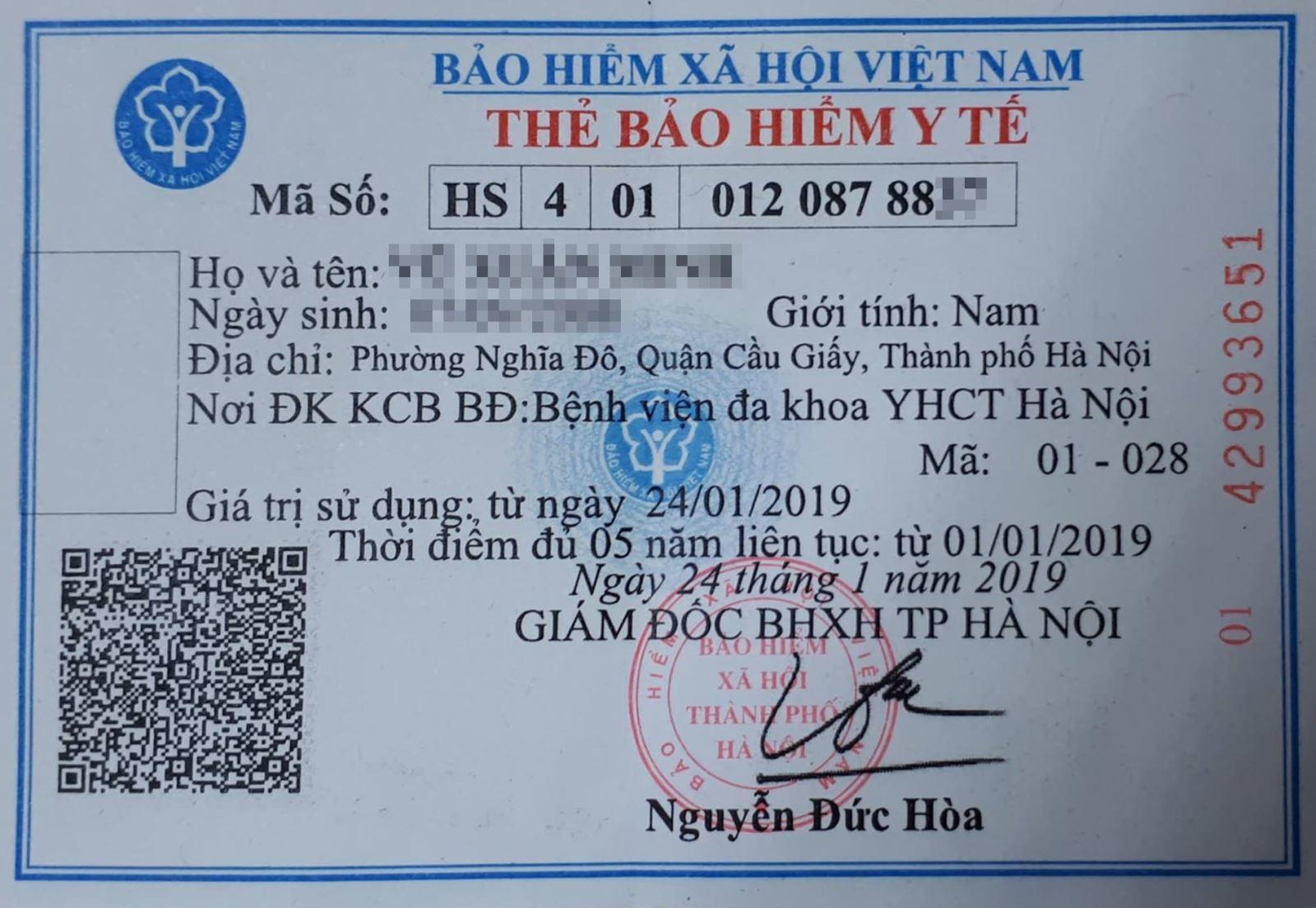 kham chua benh trai tuyen van huong bao hiem y te 100