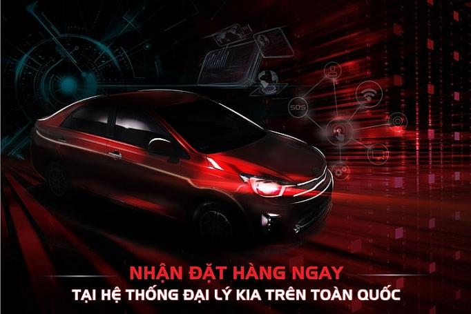 kia viet nam chinh thuc nhan dat hang mau xe hoan toan moi phan khuc b sedan gia chi tu 399 trieu dong
