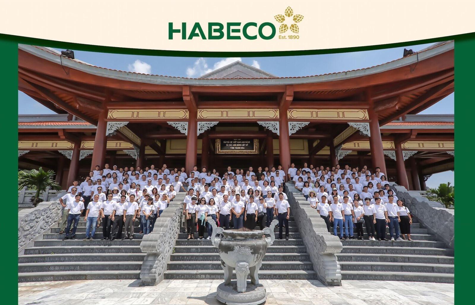 habeco gia tri cot loi va hanh dong cua chung ta trong cach mang cong nghiep 40