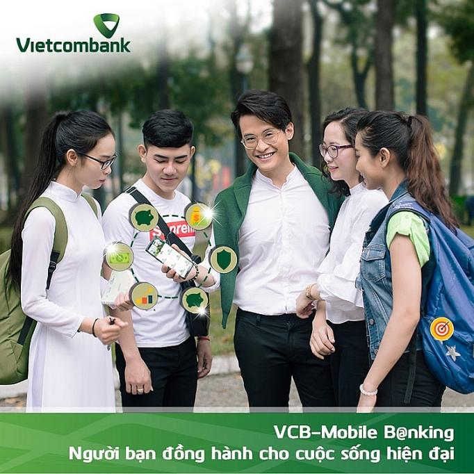 vietcombank trien khai nhieu tinh nang moi tren ung dung vcb mobile b nking