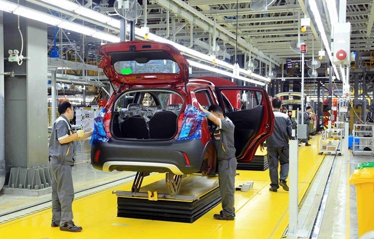 Sản xuất lắp ráp ô tô trong nước: Tín hiệu khởi sắc trở lại