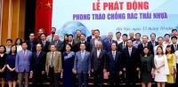 frieslandcampina viet nam tham gia chuong trinh chong rac thai nhua