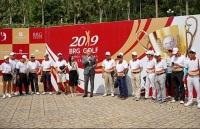 giai brg golf ha noi festival 2019 chinh thuc khoi tranh