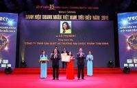 tong giam doc duoc pham tam binh duoc vinh danh doanh nhan viet nam tieu bieu 2019