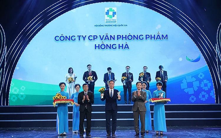 Văn phòng phẩm Hồng Hà   Tự hào Thương hiệu quốc gia Việt Nam