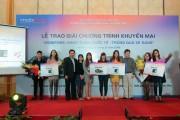 """Trao thưởng chương trình """"MobiFone: Nghe thoại quốc tế - Trúng quà xe sang"""""""
