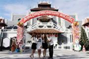 Thiên đường giáng sinh Asia Park hút giới trẻ Đà Nẵng