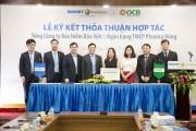 Bảo hiểm Bảo Việt và Ngân hàng TMCP Phương Đông ký thỏa thuận hợp tác