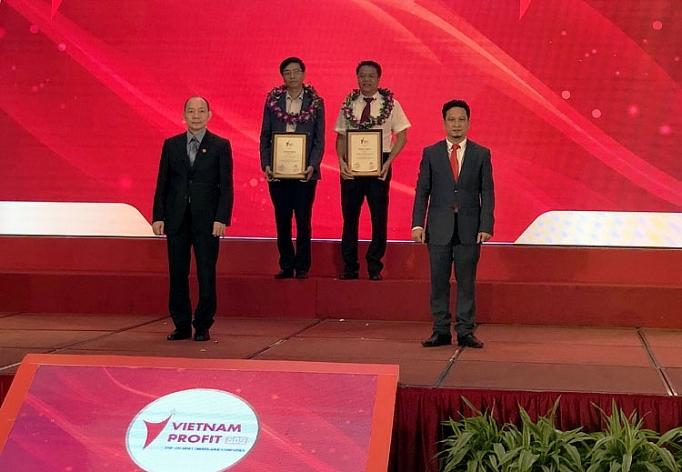 pvn pv gas duoc vietnam report vinh danh top 500 doanh nghiep viet nam nam 2018