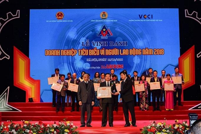 vedan viet nam duoc vinh danh doanh nghiep vi nguoi lao dong nam 2018