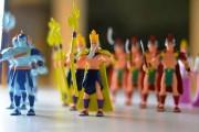 Đồ chơi Việt 'bước ra' từ thần thoại Việt