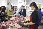 TP. Hồ Chí Minh quyết liệt chặn thực phẩm bẩn