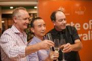 Sắp diễn ra lễ hội rượu vang Australia tại Việt Nam