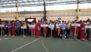 Trường Đại học Công nghiệp Hà Nội: Tổ chức Đại hội thể thao lưu học sinh Lào lần thứ 11
