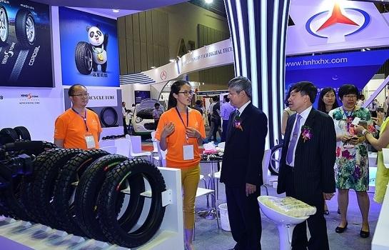 trien lam saigon autotech accessories co hoi phat trien cho cong nghiep ho tro