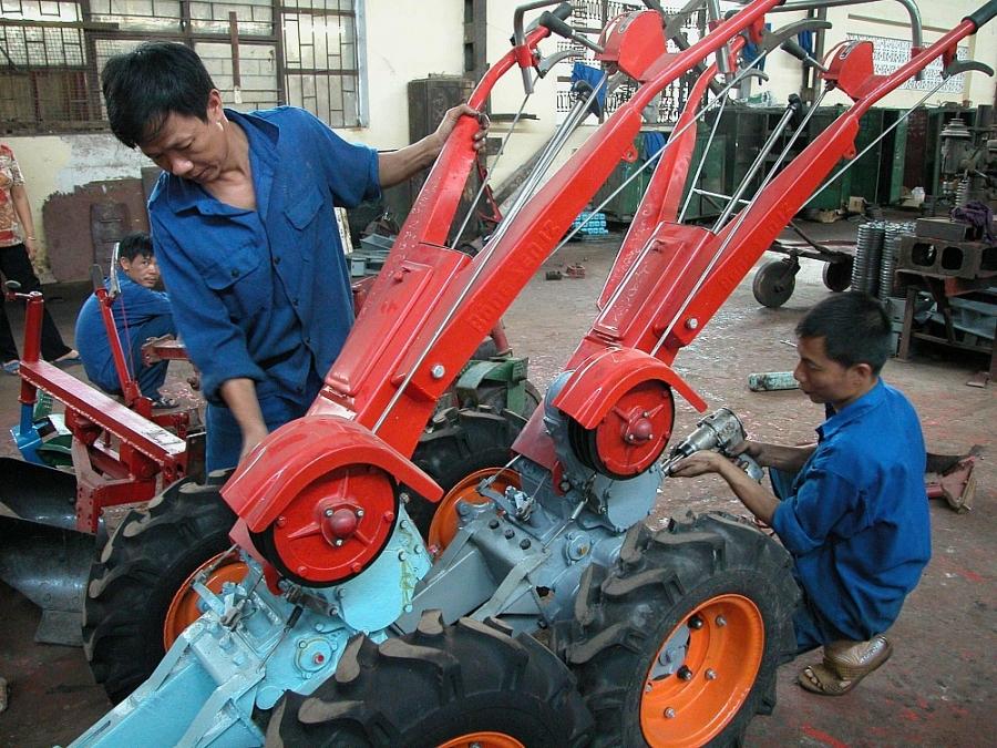 Hà Tĩnh: Tăng vốn cho khuyến công địa phương