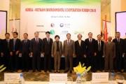 Việt Nam – Hàn Quốc hơp tác toàn diện trong lĩnh vực môi trường