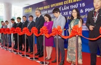 trien lam saigon autotech accessories 2019 cu hich cho nganh cong nghiep ho tro