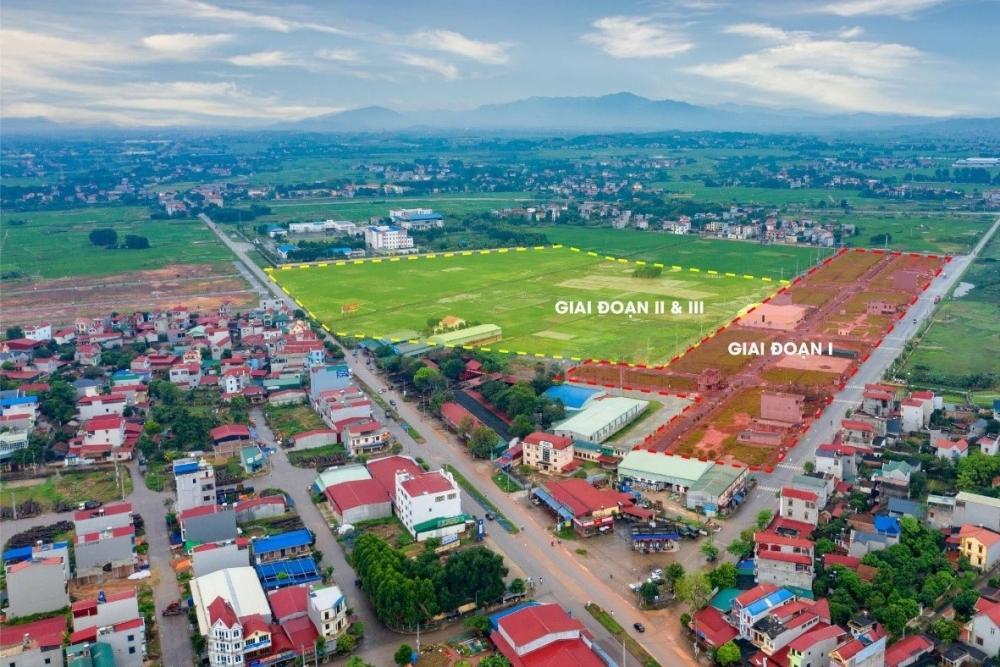 Bùng nổ dự án đầu tư tại Bắc Giang