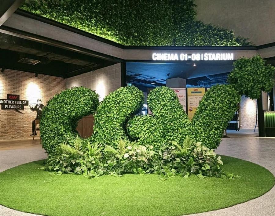 CGV trình làng rạp chiếu phim trong rừng tại AEON Mall Hải Phòng