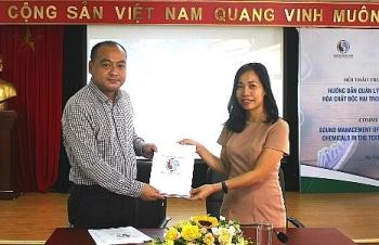 huong toi giam phat thai hoa chat doc hai trong doanh nghiep det may