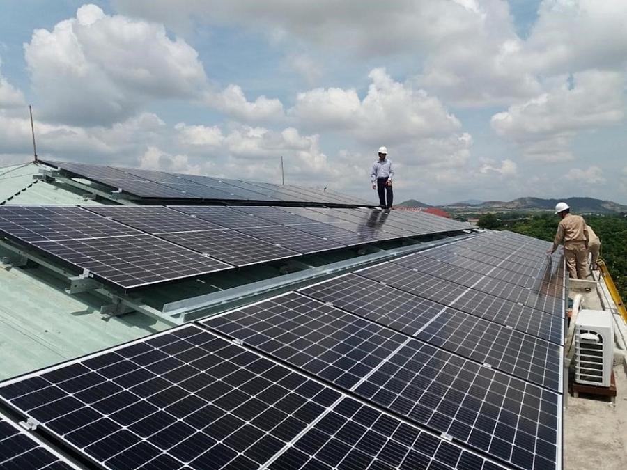 Đưa pin năng lượng mặt trời vào danh mục thu hồi, tái chế