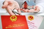 Lùi thời hạn áp dụng quy định ghi tên người sử dụng đất trong sổ đỏ