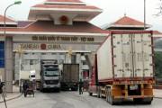 Thêm động lực cho cửa khẩu Thanh Thủy phát triển