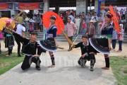 Vui Tết Độc lập tại Làng Văn hóa  - Du lịch các dân tộc Việt Nam
