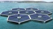 Dự án điện mặt trời nổi 1.500 tỷ đồng ở hồ thủy điện Đa Mi