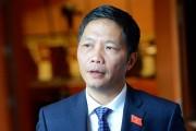 Bộ trưởng Trần Tuấn Anh trả lời báo chí bên lề Hội nghị Bộ trưởng kinh tế ASEAN hẹp lần thứ 23 tại Philippines