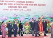 Kỷ niệm 85 năm Ngày truyền thống công tác dân vận